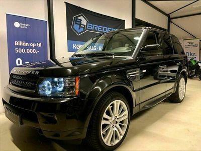 brugt Land Rover Range Rover Sport TDV6 HSE aut. Van