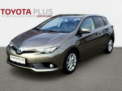 brugt Toyota Auris Hybrid 1,8 Hybrid Comfort Safety Sense 136HK 5d Aut.