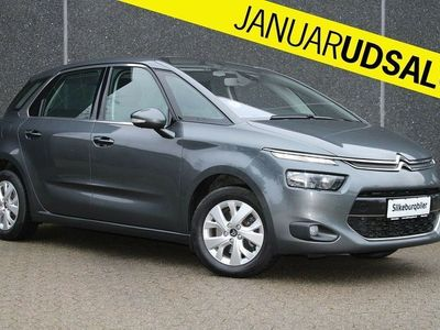 brugt Citroën C4 Picasso 1,6 THP 155 Intensive