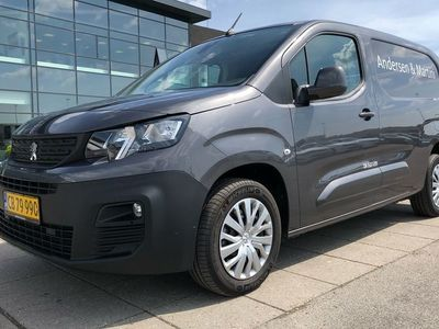 usata Peugeot Partner L2 V2 1,5 BlueHDi Ultimate EAT8 130HK Van 8g Aut.