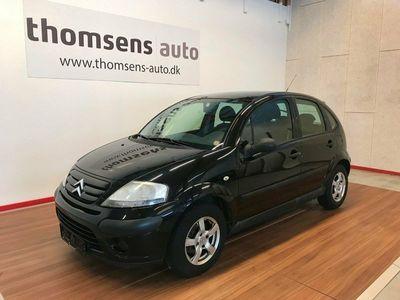 brugt Citroën C3 1,4 HDi Family