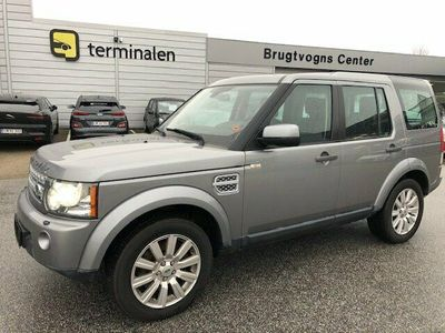 brugt Land Rover Discovery 4 3,0 SDV6 SE aut.