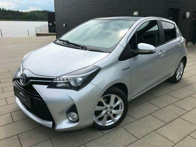 brugt Toyota Yaris 1,5 Hybrid H3 CVT