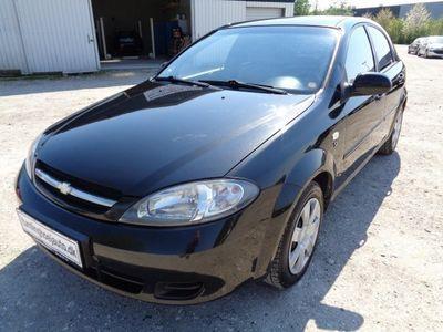 brugt Chevrolet Lacetti 1.6 SX Hatchback 5g 5d