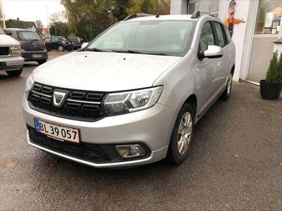 brugt Dacia Logan MCV 1,5 dci 90