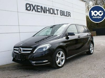 usado Mercedes B200 1,8 CDi aut. BE