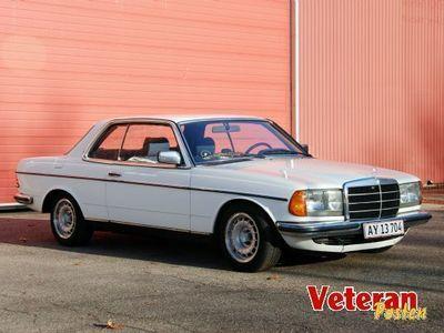 brugt Mercedes 230 C (W123)