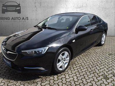 brugt Opel Insignia Sports Tourer 1,5 Turbo Enjoy Start/Stop 140HK Stc 6g - Personbil - Sort