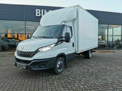 brugt Iveco Daily 3,0 35C18 Alukasse m/lift AG8