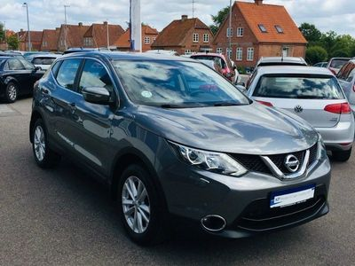 second-hand Nissan Qashqai 1,2 Dig-T 115 Acenta Connect