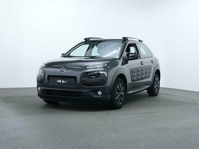 brugt Citroën C4 Cactus 1,6 Blue HDi Challenge start/stop 100HK 5d A++