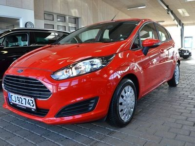 brugt Ford Fiesta 1,6 TDCi 95 Trend ECO 5d - Strand Biler