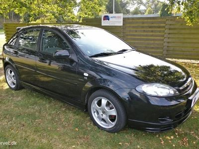 brugt Chevrolet Lacetti 1,6 Street A/C 109HK 5d