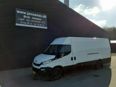brugt Iveco Daily 35S15 16m3 2,3 D 146HK Van 2014