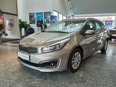 brugt Kia cee'd SW 1,4 CVVT Style Limited 100HK Stc 6g