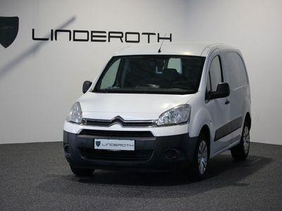 brugt Citroën Berlingo 1,6 HDi 92 Cityvan L1N2