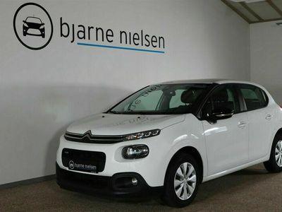 brugt Citroën C3 1,2 PureTech 82 Iconic