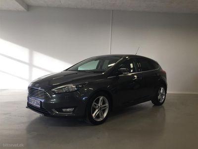 brugt Ford Focus 1,0 SCTi Titanium 125HK 5d 6g