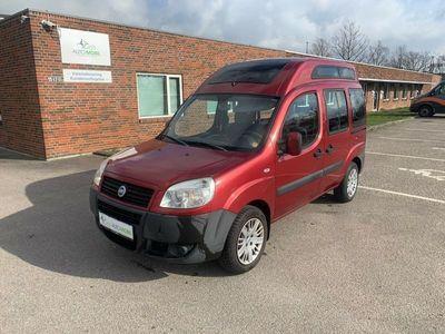 brugt Fiat Doblò 1,4 Pano Active