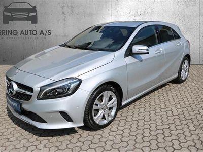 brugt Mercedes A200 1,6 Business 156HK 5d 6g - Personbil - sølvmet