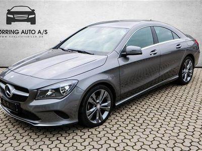 brugt Mercedes CLA200 1,6 156HK 4d 6g - Personbil