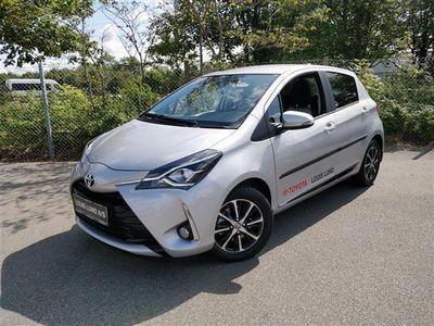 brugt Toyota Yaris 1.5 Benzin (111 hk) T3 Smartpakke