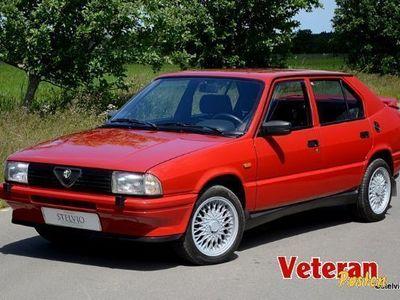 brugt Alfa Romeo 33 1.7 QV