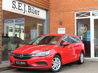 brugt Opel Astra Sports Tourer 1,0 Turbo Enjoy Start/Stop Easytronic 105HK Stc Aut. A+