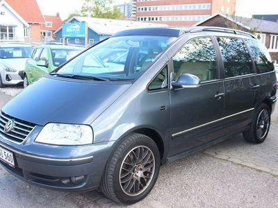 brugt VW Sharan 2,0 TDi 140 Sportline