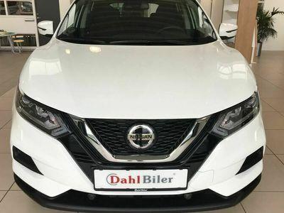 brugt Nissan Qashqai 1,3 Dig-T Visia 140HK 5d 6g