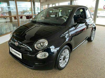 brugt Fiat 500 0,9 Popstar 80HK 3d