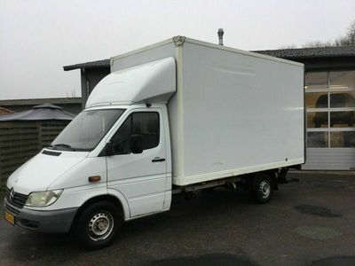 brugt Mercedes Sprinter 313 2,2 CDi 35 Chassis