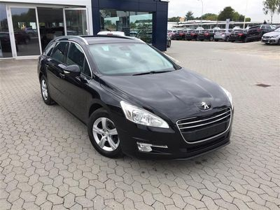 brugt Peugeot 508 SW 2,0 HDI Active 163HK Stc 6g