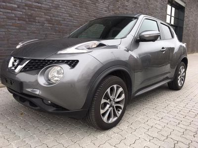 gebraucht Nissan Juke 1,2 Dig-T N-Connecta TECH PACK 115HK 5d