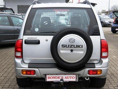 brugt Suzuki Grand Vitara 2,0 Active 4x4 128HK Van