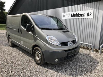 brugt Renault Trafic 2,5 dCi 145 145HK Van
