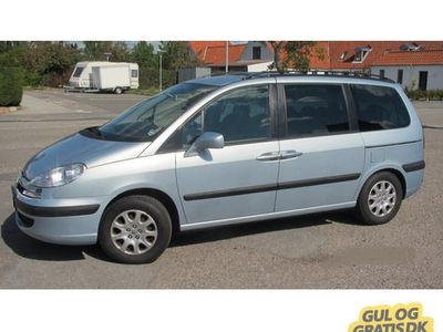 brugt Peugeot 807