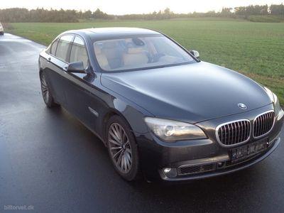 käytetty BMW 760 i 6,0 544HK 6g Aut.