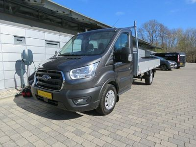 brugt Ford Transit 350 L3 Chassis 2,0 TDCi 170 Db.Cab Trend aut. FWD