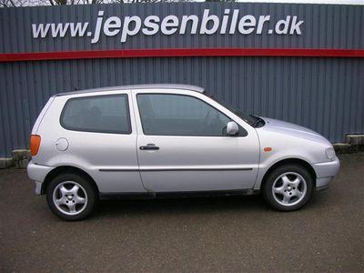brugt VW Polo 1,6 75HK 3d