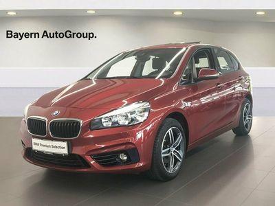 gebraucht BMW 218 Active Tourer d 2,0 Advantage