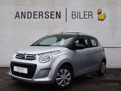 brugt Citroën C1 1,0 VTi Feel Airscape start/stop 68HK 3d