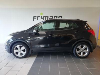 brugt Opel Mokka 1,6 Enjoy 115HK 5d 6g C