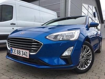 gebraucht Ford Focus 1.0 125HK TITANIUM ST.CAR