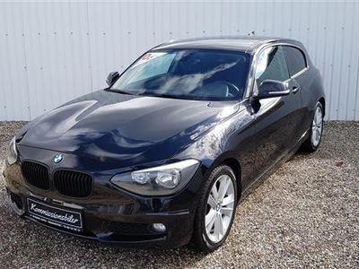 second-hand BMW 116 d 2,0 D 116HK 3d 6g
