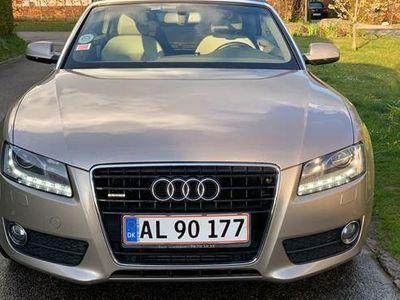 brugt Audi A5 Cabriolet 3,0
