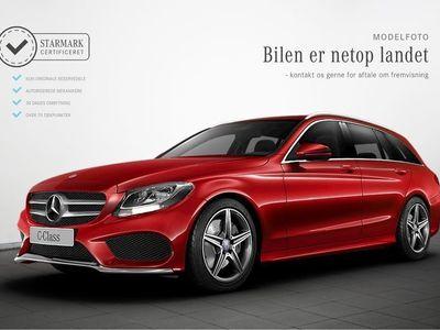 usado Mercedes C220 d 2,2 AMG Line stc.