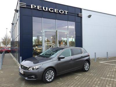 usata Peugeot 308 1,2 e-THP Selection Sky 130HK 5d