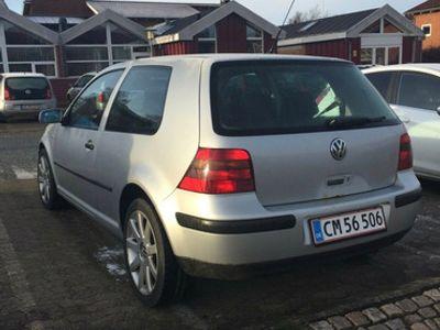 brugt VW Golf 2.0 116 HK Comfortline
