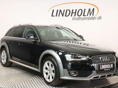 brugt Audi A4 Allroad 3,0 TDi 245 quattro S-tr.
